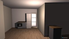 Raumgestaltung kjøkken in der Kategorie Hobbyraum