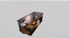 Raumgestaltung Kleiner Raum in der Kategorie Hobbyraum