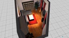Raumgestaltung kleines zimmer in der Kategorie Hobbyraum