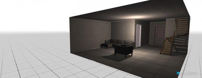 Raumgestaltung kuca in der Kategorie Hobbyraum