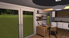 Raumgestaltung kuchyne-obejvak in der Kategorie Hobbyraum