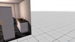 Raumgestaltung küche 1 in der Kategorie Hobbyraum