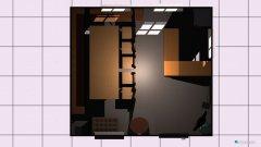 Raumgestaltung Kuhberghütte :D in der Kategorie Hobbyraum