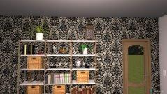 Raumgestaltung Lese Zimmer 1 in der Kategorie Hobbyraum