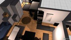 Raumgestaltung Lin Lägenhet in der Kategorie Hobbyraum