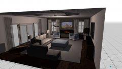Raumgestaltung Liu in der Kategorie Hobbyraum