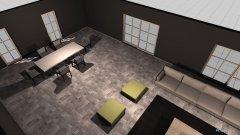 Raumgestaltung living area in der Kategorie Hobbyraum