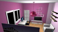 Raumgestaltung Living room in der Kategorie Hobbyraum
