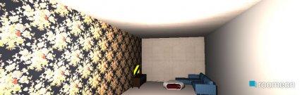 Raumgestaltung living test in der Kategorie Hobbyraum