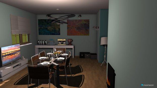 Raumgestaltung living in der Kategorie Hobbyraum