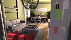 Raumgestaltung Livingroom 2 in der Kategorie Hobbyraum