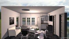 Raumgestaltung livingroomcottage2otherversion in der Kategorie Hobbyraum