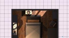 Raumgestaltung Lounge in der Kategorie Hobbyraum