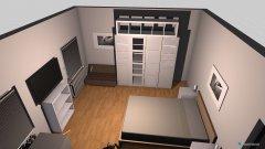 Raumgestaltung Luca Raum in der Kategorie Hobbyraum