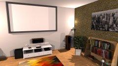 Raumgestaltung Männeraum oder Filme liebhaber raum in der Kategorie Hobbyraum