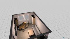 Raumgestaltung Männerzimmer in der Kategorie Hobbyraum