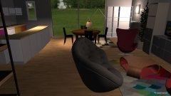 Raumgestaltung Maison essai 5 in der Kategorie Hobbyraum
