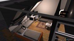 Raumgestaltung Mansarde Komplett in der Kategorie Hobbyraum