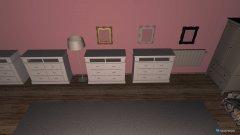 Raumgestaltung Mary-Vincent in der Kategorie Hobbyraum