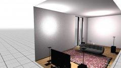 Raumgestaltung media room in der Kategorie Hobbyraum