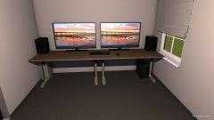 Raumgestaltung Mein gaming raum in der Kategorie Hobbyraum