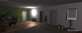 Raumgestaltung mia 7 in der Kategorie Hobbyraum