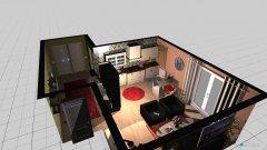 Raumgestaltung Milka in der Kategorie Hobbyraum