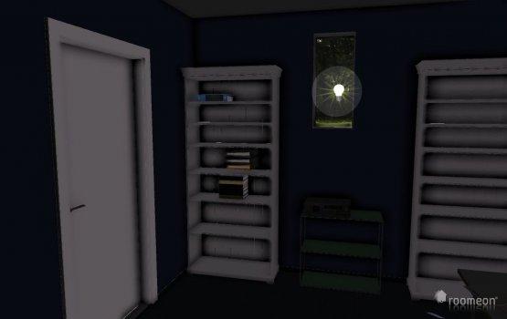 Raumgestaltung Modellbauzimmer in der Kategorie Hobbyraum