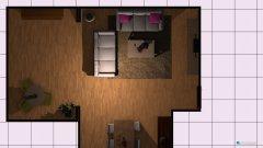 Raumgestaltung Mogelijkheid 2 in der Kategorie Hobbyraum