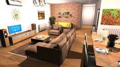 Raumgestaltung Mona in der Kategorie Hobbyraum