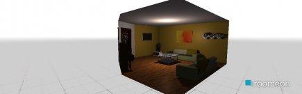 Raumgestaltung Monadel in der Kategorie Hobbyraum