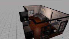 Raumgestaltung Multifunktionsraum in der Kategorie Hobbyraum