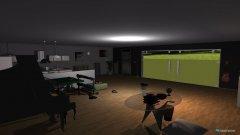Raumgestaltung musician house in der Kategorie Hobbyraum