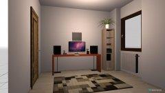 Raumgestaltung Musikzimmer - ROBSI in der Kategorie Hobbyraum