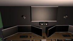 Raumgestaltung My Gaming Guestroom in der Kategorie Hobbyraum