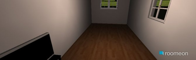 Raumgestaltung My little apartment in der Kategorie Hobbyraum
