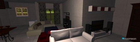 Raumgestaltung MyHome4 in der Kategorie Hobbyraum