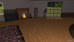 Raumgestaltung myhouse in der Kategorie Hobbyraum