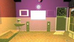 Raumgestaltung MyRoom in der Kategorie Hobbyraum