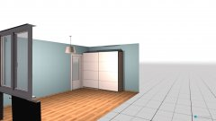 Raumgestaltung Nappaléi in der Kategorie Hobbyraum