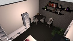 Raumgestaltung Nerd Raum 2 in der Kategorie Hobbyraum