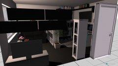 Raumgestaltung Nerd Raum in der Kategorie Hobbyraum