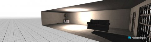 Raumgestaltung new house 1 in der Kategorie Hobbyraum
