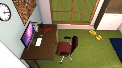 Raumgestaltung New study in der Kategorie Hobbyraum