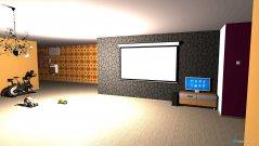 Raumgestaltung nicola in der Kategorie Hobbyraum