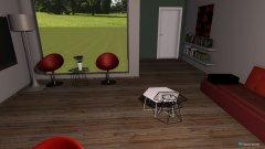Raumgestaltung nieuwe huiskamer mama in der Kategorie Hobbyraum