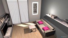 Raumgestaltung Nowe in der Kategorie Hobbyraum
