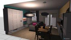 Raumgestaltung NowickaMonika in der Kategorie Hobbyraum