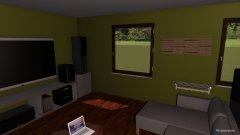Raumgestaltung Nummer 1 in der Kategorie Hobbyraum