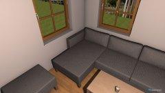 Raumgestaltung obývák onďa in der Kategorie Hobbyraum